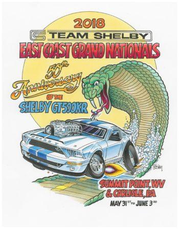 Team Shelby East Coast Grand Nationals Team Shelby Northeast - Carlisle pa car show 2018